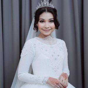 Wajah Nina Nadira