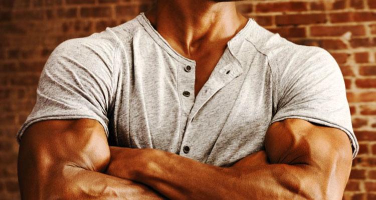 Cara Membina Otot Lengan Supaya Nampak Lebih Maskulin!