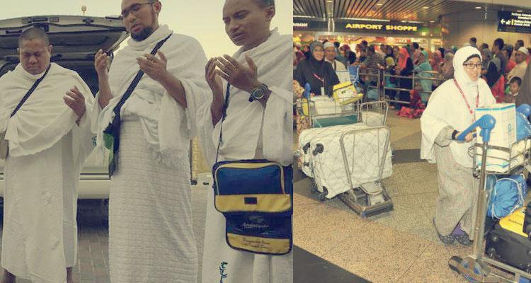 Doa Untuk Orang Yang Akan Mengerjakan Haji Dan Umrah