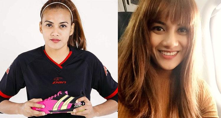 Kenali Niena Azman, Tunang Rody Kristal