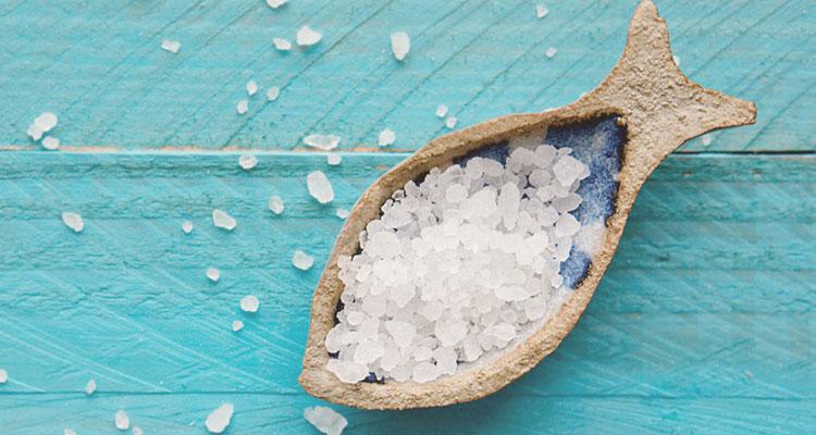 Manfaat Garam Laut Untuk Kesihatan
