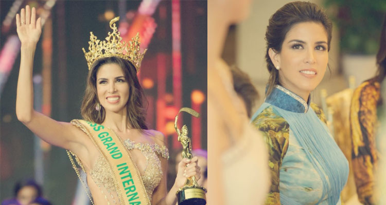 Maria Jose Lora, Juara Miss Grand International 2017
