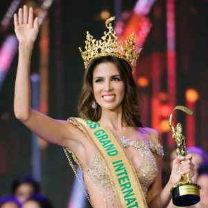 Miss Grand International 2017, Maria Jose Lora