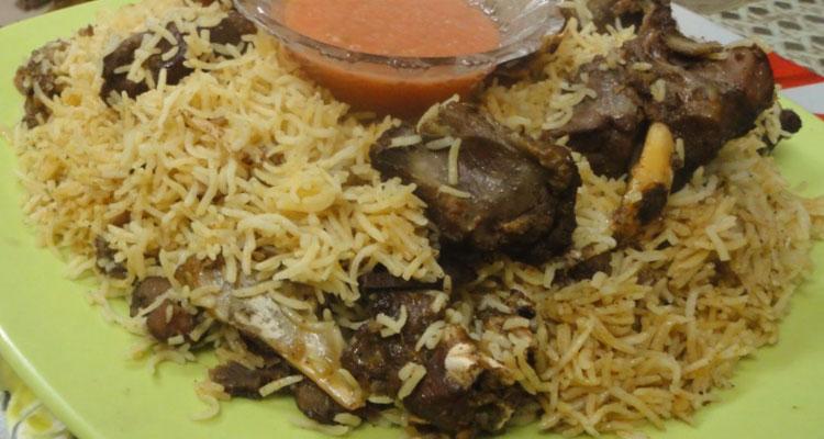 Resipi Nasi Arab Mandy Kambing & Ayam | EncikShino.com