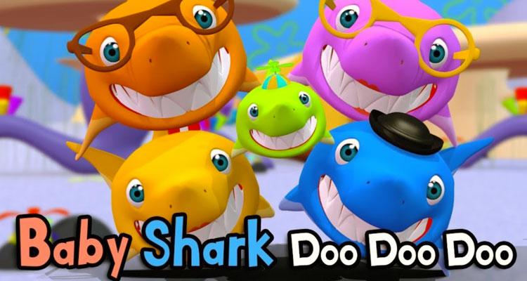 Lagu Baby Shark Doo Doo Doo