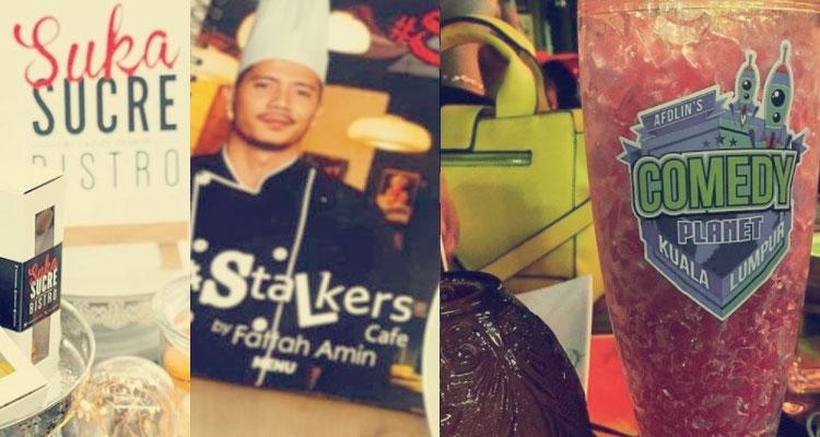 5 Restoran Milik Selebriti Lelaki Malaysia