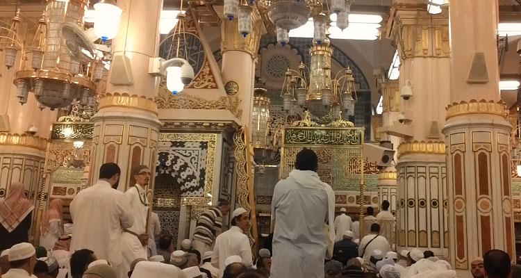 Fadilat Pahala Berganda JIKA Bersolat Di Tiga Masjid Ini
