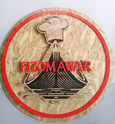 Fizo Mawar Kitchen