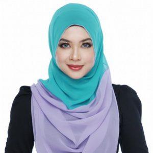 Lavender Fesyen Hijab