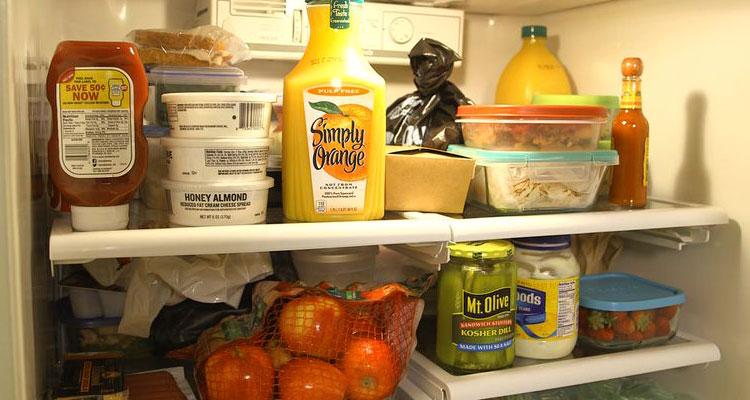 Makanan Yang Tidak Sesuai Disimpan Dalam Peti Sejuk