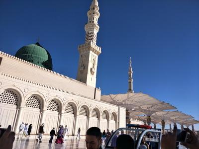 Masjid Nabawi 2017