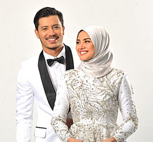 Nur Fazura & Fattah Amin