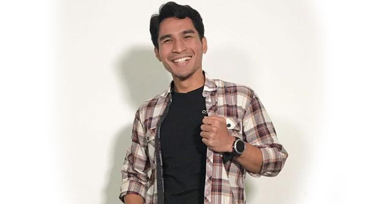 Ridwan Mustafa, Dari Model Komersil Ke Dunia Lakonan