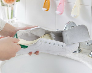 Cleaning Inside Shoes