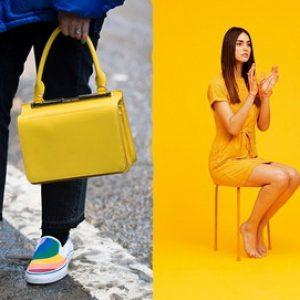 Orange Fesyen 2018