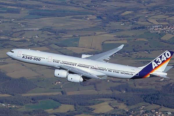 Airbus A340 500