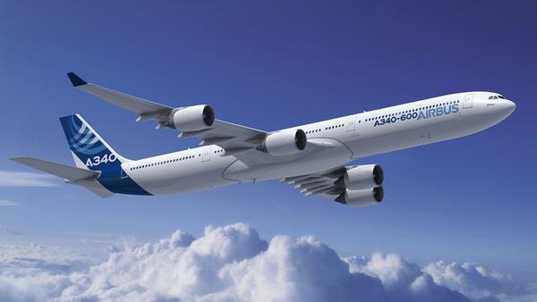 Airbus A340 600