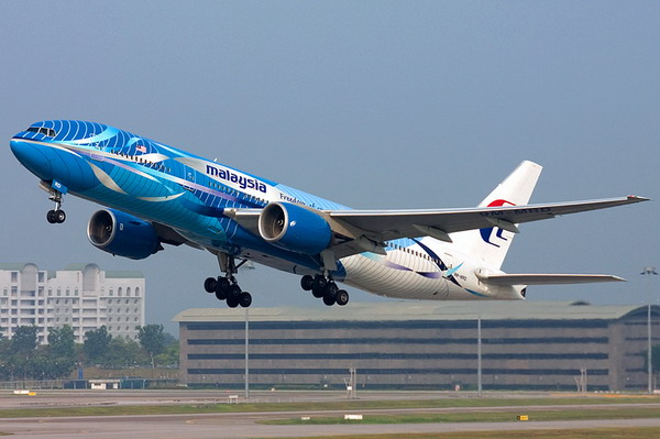 Mh Boeing 777 200