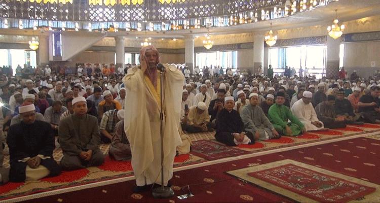 Himpunan Amalan Sunat Dilakukan Pada Hari Jumaat