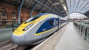 Eurostar Train (france)