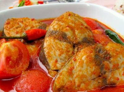 10 Asam Pedas Ikan Tongkol