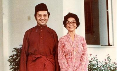 Tun M Dan Tun Siti