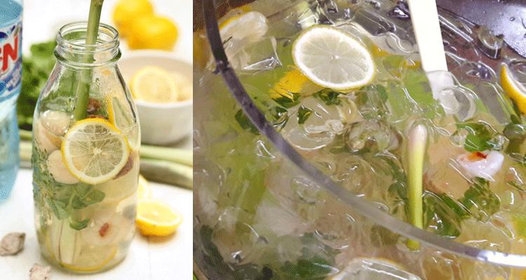 Air Soda Herbs Yang Sedap! Ini Bahan Bahan Dan Cara Menyediakannya!