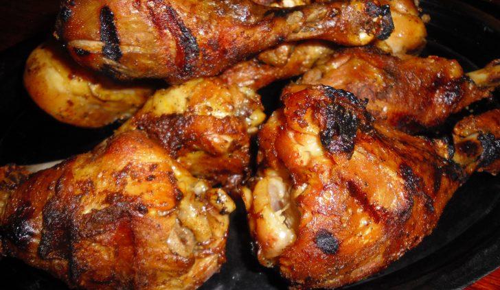Permalink to Resipi Ayam Panggang Black Pepper Yang Sedap