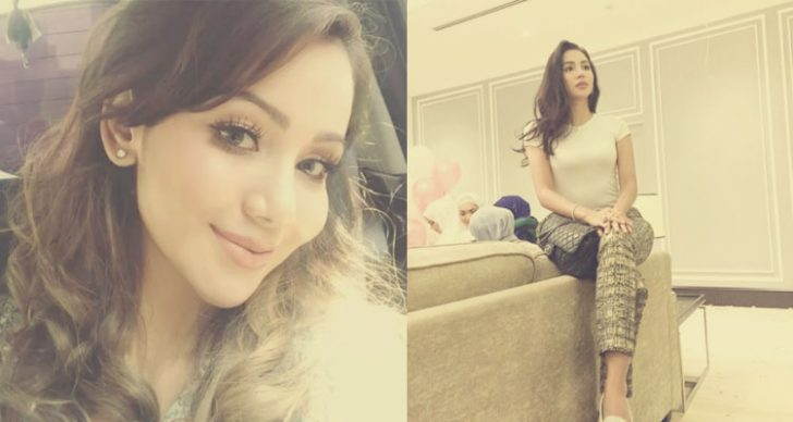 Permalink to Biodata Nadiyah Shahab, Aktres Cantik Manis Kelahiran Singapura