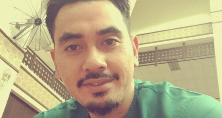 Permalink to Biodata Sabhi Saddi, Aktor Handsome Drama Awak Suka Saya Tak