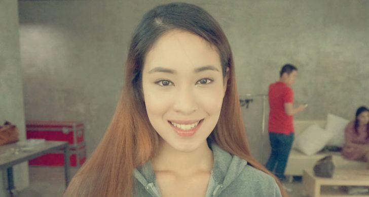 Permalink to Biodata Syamim Farid, Pelakon Cantik Drama Mata Cinta