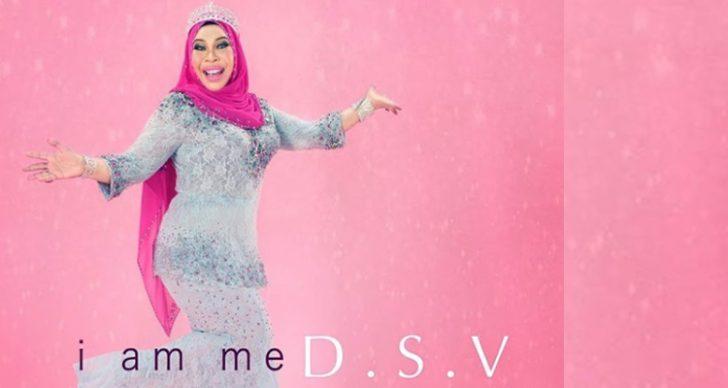 Permalink to Lagu I Am Me, Single Pertama Datuk Seri Vida Buat Peminat Setia