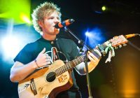Ed Sheeran Sing HD Wallpapers