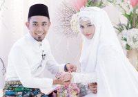 Hafiz Hamidun & Joy Refva Kahwin