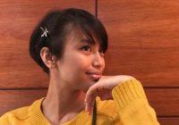 Hanie Soraya Rambut Pendek