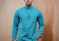 Iswan Ismail Pakai Baju Melayu