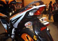 Lampu Belakang model Honda RS150R