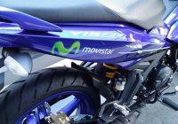 Monoshock KYB Yamaha Y15ZR Moto GP Movistar