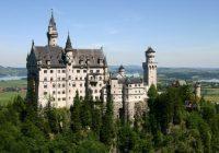 Neuschwanstein Castle Di Bavaria, Jerman