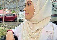 Niena Baharun sebagai Dr Ariana Dahlia dalam drama TV3