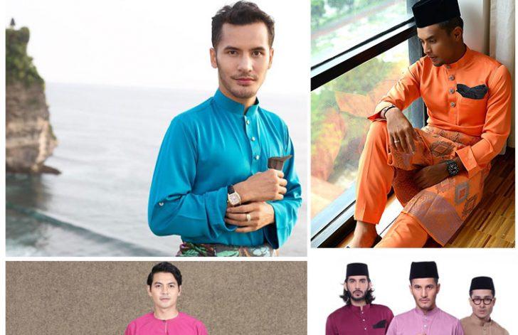 Permalink to 5 Koleksi Pakaian Raya Jenama Selebriti Lelaki Malaysia