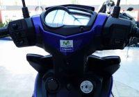 Paparan meter Yamaha Y15ZR Moto GP Movistar