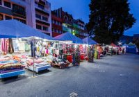Pasar Malam Brinchang Cameron Highlands