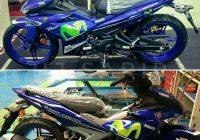 Perbezaan Dua Edisi Yamaha Y15zr Movistar
