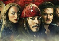 Pirates Of The Carribean At World's End