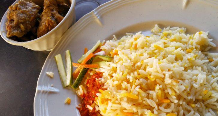 Permalink to Resipi Nasi Minyak Terengganu Gulai Ayam