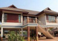 Rumah tinggi rekabentuk Thai
