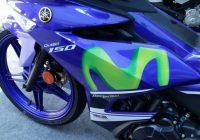 Saiz tayar depan model Yamaha Y15ZR Moto GP Movistar