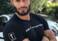 Sam Asghari 2017