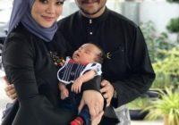 Shaheizy Sam, Syatilla Melvin Dan Anak